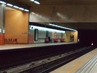 Botanique Kruidtuin Metro Station
