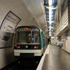 Line 7bis At Pré-Saint-Gervais