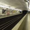 Line 8 Platforms At Charenton - Écoles