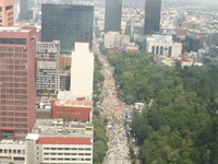 Mexico City Alameda Central