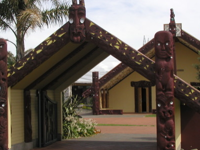Manukau Institute Of Technology Marae