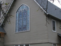 Mizpah Presbyterian Church Of East Portland