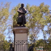 Monument To Governor Antonino Aberastain