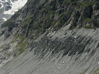 Ferpècle Glacier