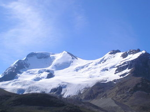 Mount Athabasca