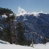 Skiing At Mount Baldy