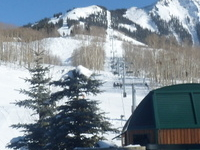Crested Butte Peak