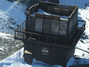 Mt. Fremont Fire Lookout