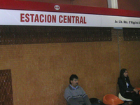 Estación Central Metro Station
