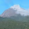 Mount Bulusan In Activity