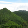 Mount Kobushi-Ga-Take And Mount Sanpo
