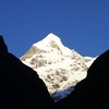 Mount Nilkantha From Badrinath