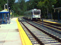 Mount Washington Station