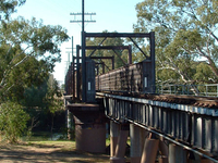 Murrumbidgee River Rail Bridge