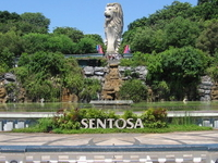 Sentosa Musical Fountain