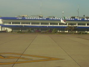 General Rafael Buelna International Airport