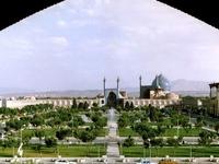 Naqsh-e Jahan Praça