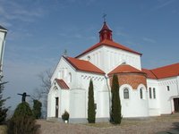 Nagyboldogasszony Parish church-Fonyd