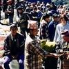 Namche Market