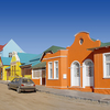 Namibia Luderitz - German Architecture