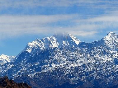 Nanda Devi UT - Hidden Summit - Indian Himalayas