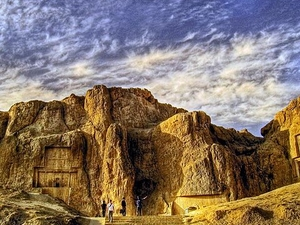 Visit Persepolis & Necropolis Photos