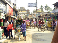 Narrow Streets Of Kandirpar Heart Of Comilla City