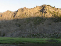 National Park Mountain