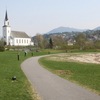 Naustdal Church Beach