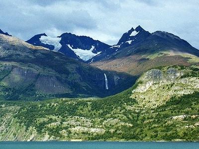 Near Glacier Balmaceda - Chile