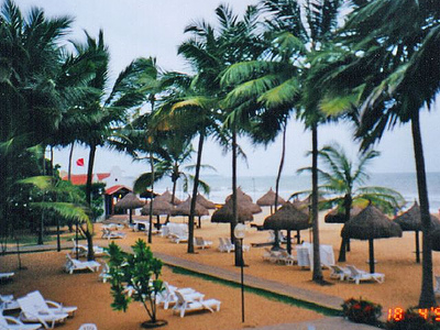 Negombo Beach View - Sri Lanka