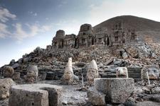 Nemrut Dag Temple View