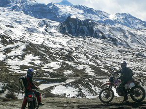 Best of Nepal Riding Tour Photos