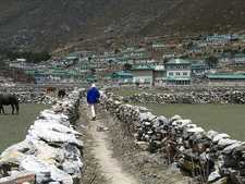 Nepal - Sagamartha Trek