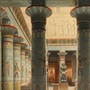 The Egyptian Courtyard Neues Museum