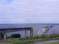 New Ulyanovsk Bridge