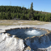 New Crater Geyser - Yellowstone - USA