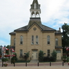 Newmarkets Old Town Hall The Belltower Is The Result Of Restora
