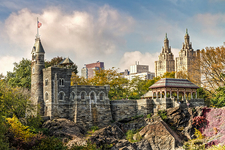 New York City Belvedere Castle