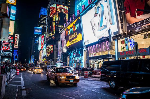 New York City Night Tour Photos