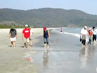 Ngoc Vung Island and Beach