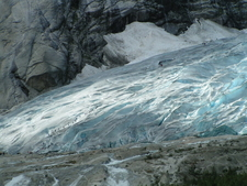 Nigardsbreen Norway Glacier Hiking