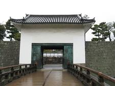 Nijo Castle Honmaru Yaguramon