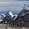Nirekha & Kangchung & Cholatse Near Gokyo - Nepal Himalayas