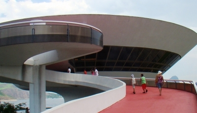 The Niteroi Contemporary Art Museum