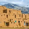 NM Taos Pueblo