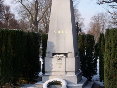 Tomb Of Alfred Nobel