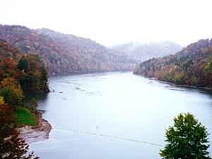Nolin River Lake