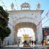 North Entrance Gate Near Ath-sath Tirath