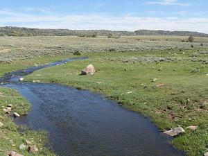 North Laramie River
